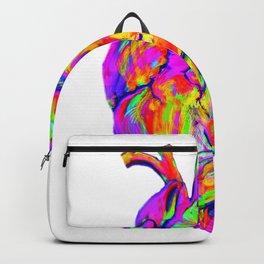 Heartfelt color Backpack
