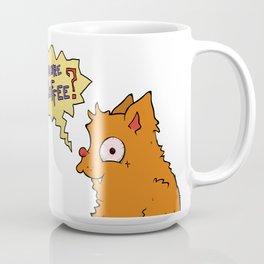 My crazy friend Coffee Mug