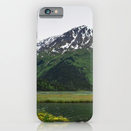 God's Country - IIIbbd, Alaska iPhone Case