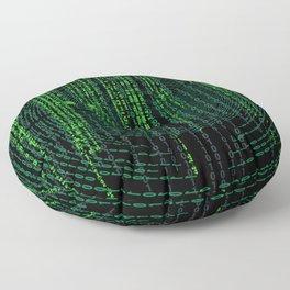 Matrix Floor Pillow