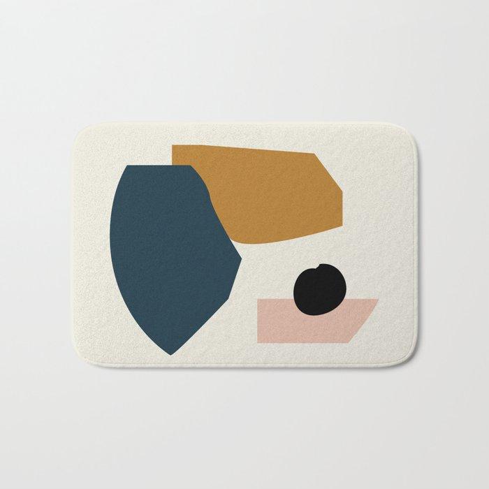 Shape study #1 - Lola Collection Bath Mat