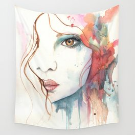 Empowered Boho Wall Tapestry