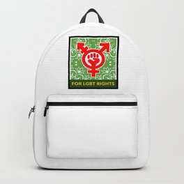 For Equal Rights Backpack