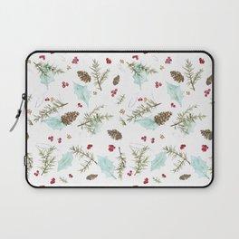 Pinecones and Berries Laptop Sleeve