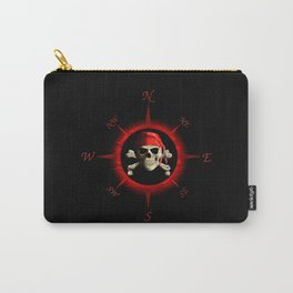 Pirate Compass Rose Carry-All Pouch