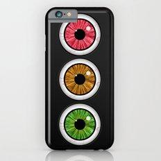 Look Both Ways.  iPhone 6s Slim Case