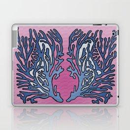 Coral Pattern - Alpine Sunset Colour Scheme Laptop & iPad Skin