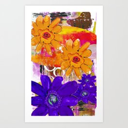 FUNKYVIBES Art Print