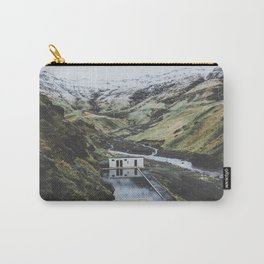 Seljavallalaug, Iceland Carry-All Pouch