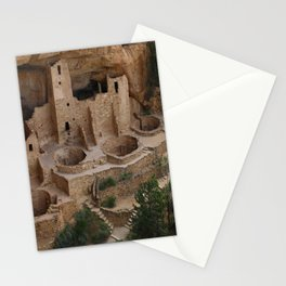 Cliff Palace Overview Stationery Cards