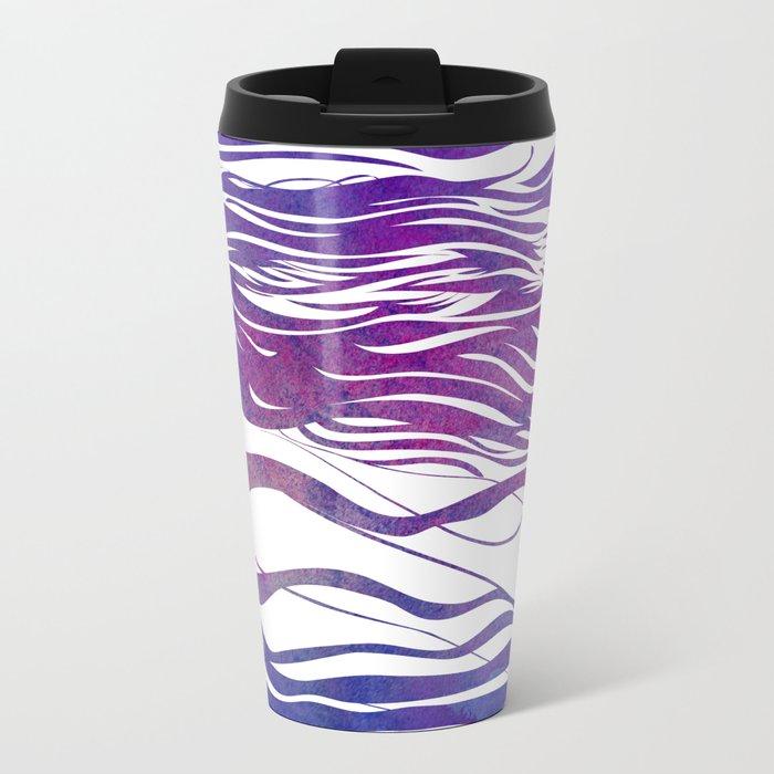 Water Nymph VI Metal Travel Mug