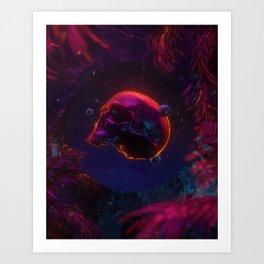 Hallow Art Print