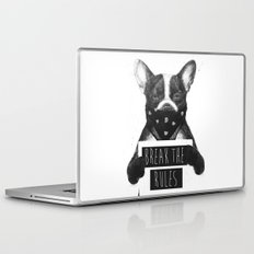Rebel dog Laptop & iPad Skin