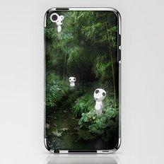 Forest Spirits (Kodama)   iPhone & iPod Skin