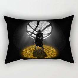 Doctor Weird Rectangular Pillow