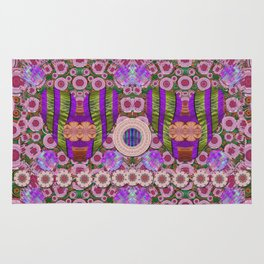 Love just love popart Rug