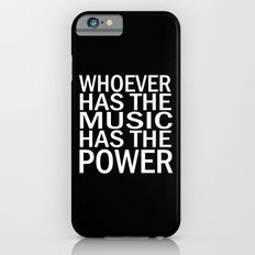 The Power of Music Slim Case iPhone 6s