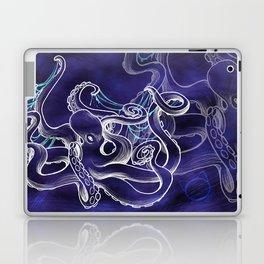 octopus - Purple Laptop & iPad Skin