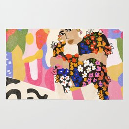 World Full Of Colors Rug