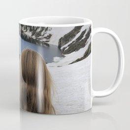 St Marys glacier Colorado Coffee Mug