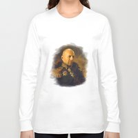 replaceface Long Sleeve T-shirts featuring Bruce Willis - replaceface by replaceface