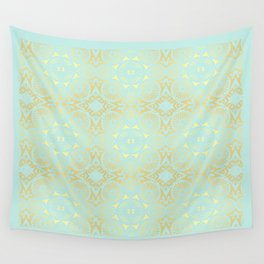 goldmint flowerpower 3 Wall Tapestry