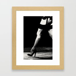 Showtime Framed Art Print