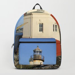 A Sailor's  Guide Backpack