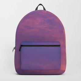 Peach & Violet Blaze Backpack