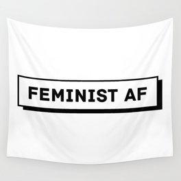 Feminist AF Wall Tapestry