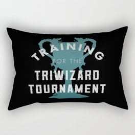 Training: Triwizard  Cup Rectangular Pillow