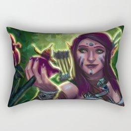 beauty of the wilds Rectangular Pillow