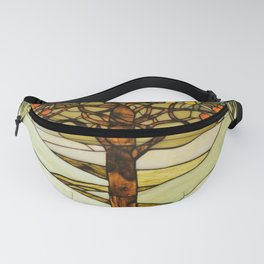 Louis Comfort Tiffany - Decorative stained glass 6. Fanny Pack