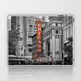 CHICAGO State Street Laptop & iPad Skin