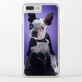 Super Pets Series 1 - Super Bugsy Clear iPhone Case