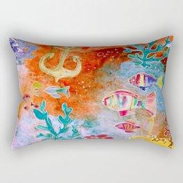 Sea World Rectangular Pillow