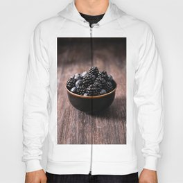 food photography, a bowl of berries. tasty photo Hoody