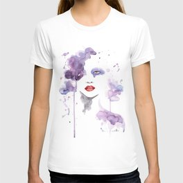 Red Eyes Red Lips two T-shirt