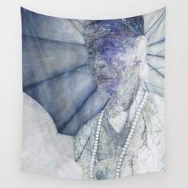 Time Story:  Storyboard X Wall Tapestry