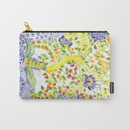 Fruit Tree of Life Carry-All Pouch