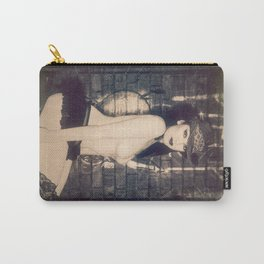 Retro Peep Show Carry-All Pouch