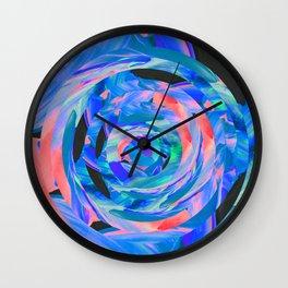 Circle in circle (in circle) Wall Clock