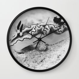 Dragon nudi on the go Wall Clock
