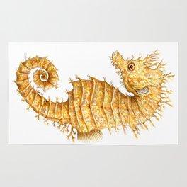 Sea horse, Horse of the seas, Seahorse beauty Rug