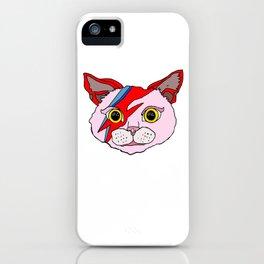 Heroes Cat Head iPhone Case