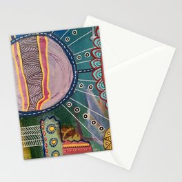 Magnifier Deux Stationery Cards