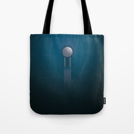 SMOOTH MINIMALISM - Star Trek Tote Bag