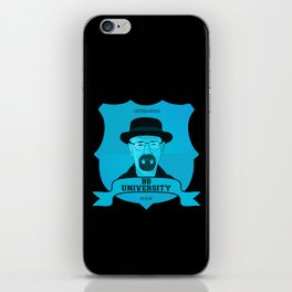 Breaking Bad University iPhone Skin