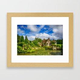 Scotney Castle 5 Framed Art Print