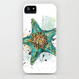 Star Fish iPhone Case